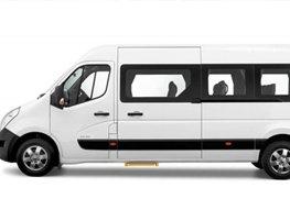 16 Seater Minibus Hire Sheffield