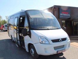 24 Seater minibus Hire Sheffield