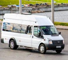 14 Seater Minibus Hire Sheffield